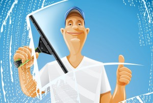 Műanyag ablak profi tisztítása Bér