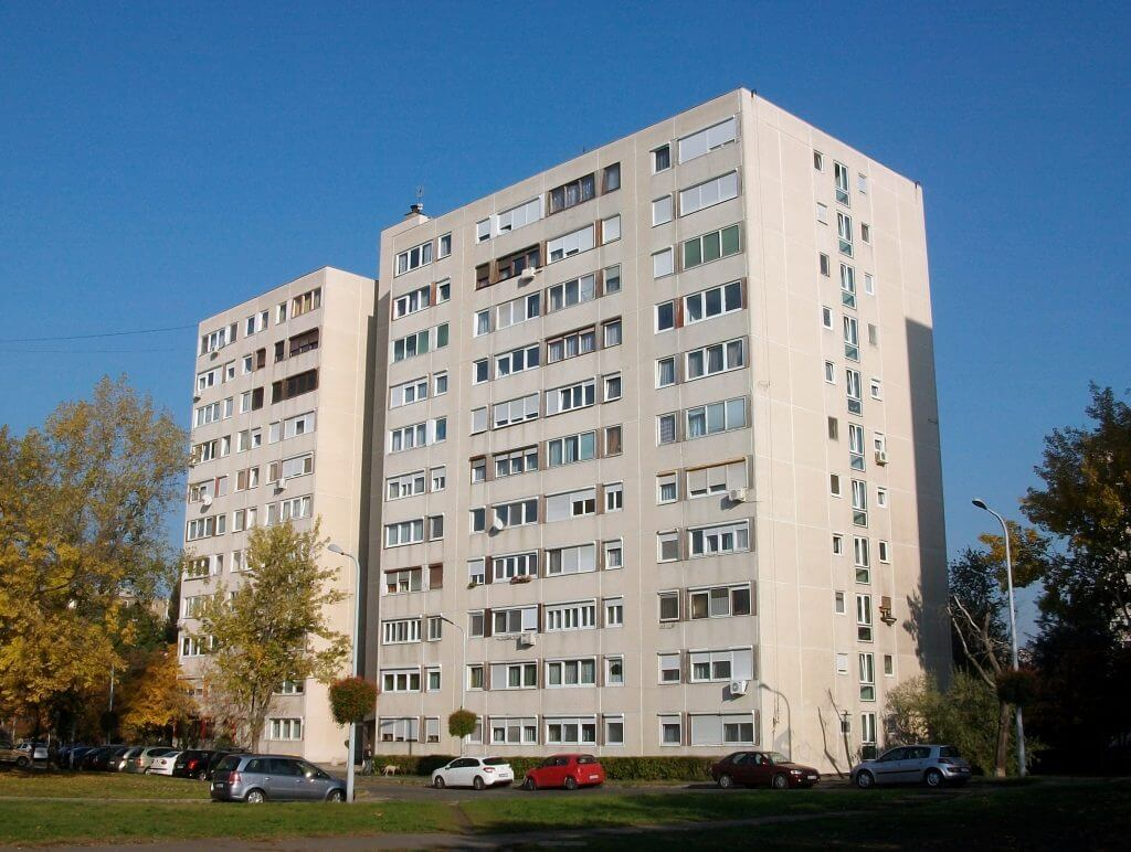 Larsen-Nielsen dán panel ablakcsere Miklóstelep