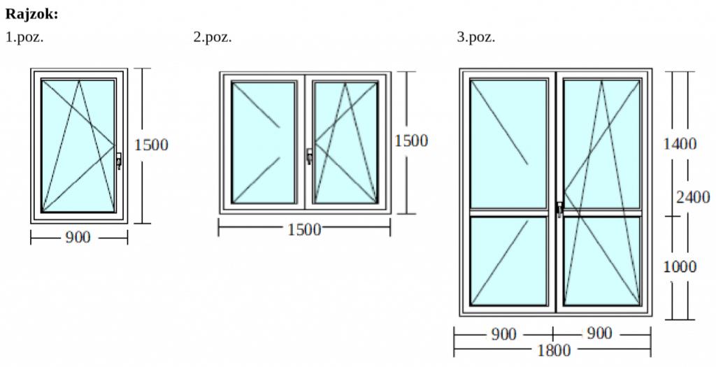 Panel ablakcsere Dunakeszi